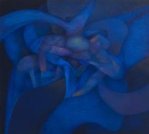Candor De La Alborda (Candor of Dawn) Oil on Canvas painting by artist Rafael Soriano