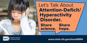 Let us talk about Attentin-Deficit Hyperactivity Disorder